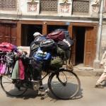 Vendeur à Katmandu - Népal