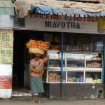 En ville à Antsirabe