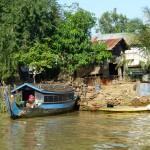 Sangkae et Tonlé Sap