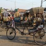 Rickshaw Janakpur - Népal