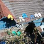 Sur les toits d'Almora - Inde