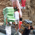 Lourd et moins lourd ! Amazonie - Brésil