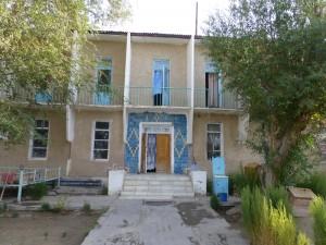 Hôtel Oybek