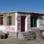 A Pariang sur la route du Kailash - Tibet