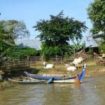 Pêcheurs et agriculteurs