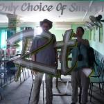 """Notre hôtel pour """" smart people """" Inde"""