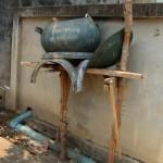 Récupération de pneus au Vietnam