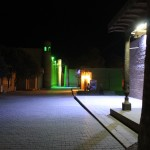 Khiva by night!