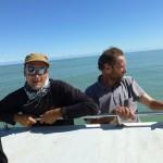 A bord du bateau vers Belo