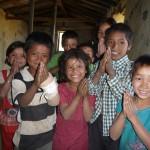 """""""Namaste"""" à l école de Dadeldhura - Népal"""