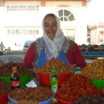 Abricots secs à Kokand