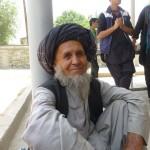 Portrait afghan