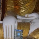 Au temple de Monywa