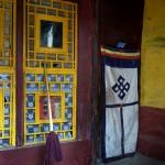 Balais de monastère