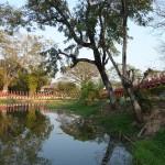 Jardins du monastère