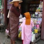 Au marché de Banmaw