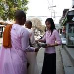 Donation des commerçants