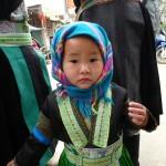 Au marché de Bao Lac - Vietnam