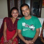 Shreena et Sakar