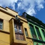 Bogota, capitale Colombienne