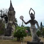 Bouddha Park !