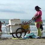 Plage de Bocagrande - Cartagena