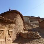 Départ du village de Langar (3)