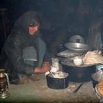 Recette du millefeuille au fromage de yak