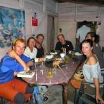 Dernière soirée chez Dédé à Belo sur mer