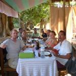 Diner aux Tsingy