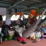 A bord du Pachito