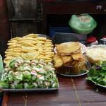 Rouleaux de printemps  à Hanoi - Vietnam
