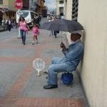 Peseur  public à Manizales - Colombie