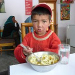 Sourires Ladakhis