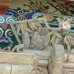 Au temple de Lanzhou - Chine