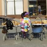 Marchande de pains - Samarkand