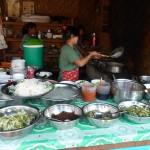Les ingrédients d'un repas birman