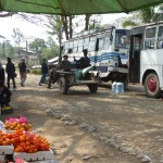 Bus - Myitkyina -