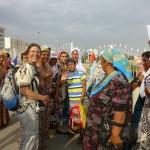Nos amis Ouzbeks