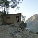 Notre maison au bord du lac
