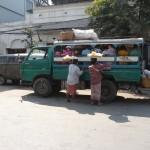 Camion Pick-up - Mandalay -