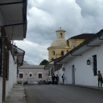 Popayan, ville blanche