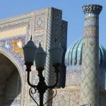 Le Registan de Samarkand