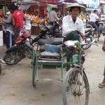 CHEMINER en Birmanie