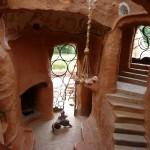 La maison de terre cuite