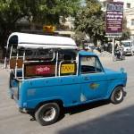 TAXI- Tuk-Tuk- Mandalay