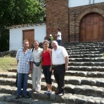 Les Colombiens et nous.  Amigos Colombianos