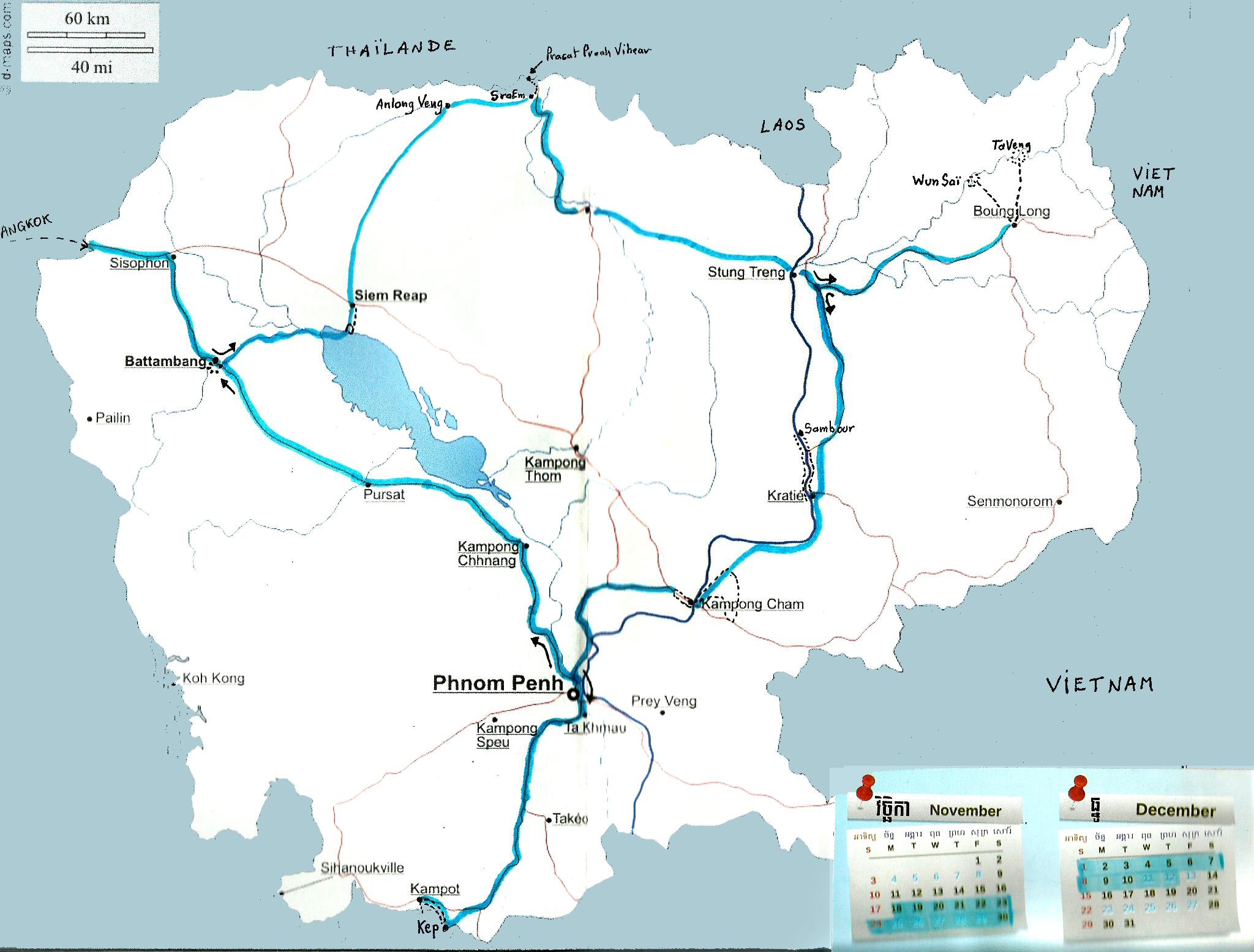 Notre route