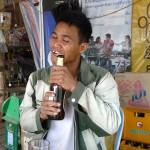 Notre décapsuleur préféré sur le Mékong - Laos