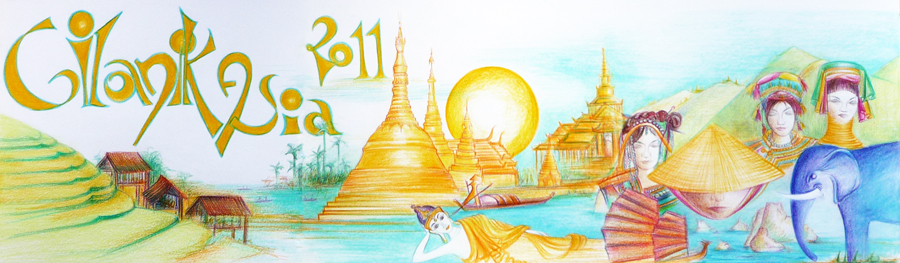 Gilanik Asia 2011 - Birmanie, Vietnam, Laos -